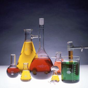 En química...